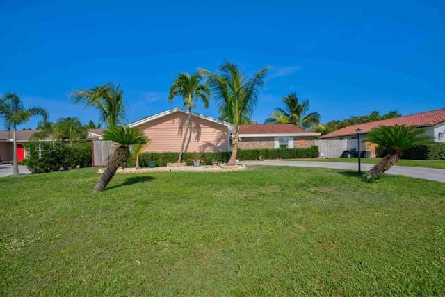 11620 Ficus Street, Palm Beach Gardens, FL 33410 (MLS #RX-10713822) :: The Jack Coden Group