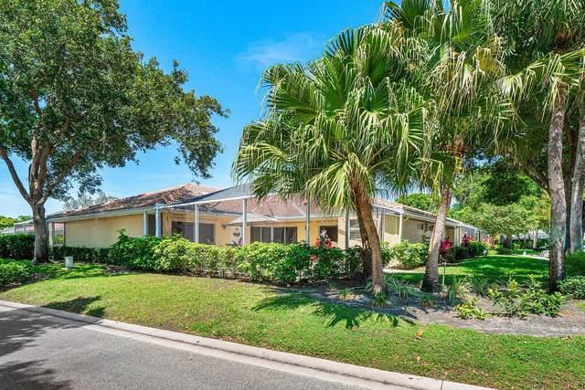 9041 Sun Terrace Circle D, Palm Beach Gardens, FL 33403 (MLS #RX-10713825) :: United Realty Group