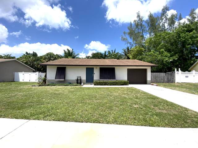 4537 Carthage Circle N, Lake Worth, FL 33463 (#RX-10713833) :: Posh Properties