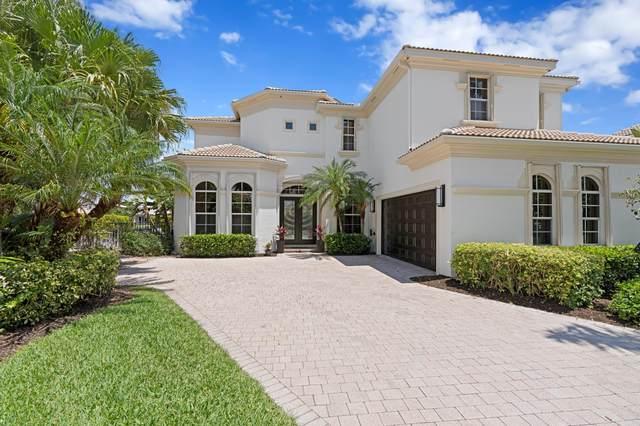 355 Vizcaya Drive, Palm Beach Gardens, FL 33418 (MLS #RX-10713868) :: The Jack Coden Group