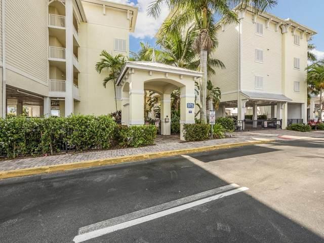 975 NW Flagler Avenue #203, Stuart, FL 34994 (#RX-10713874) :: Baron Real Estate
