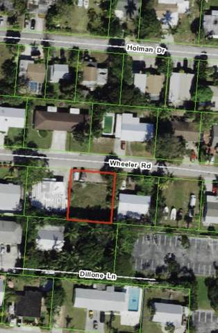 1810 Wheeler Road, North Palm Beach, FL 33408 (MLS #RX-10713877) :: United Realty Group