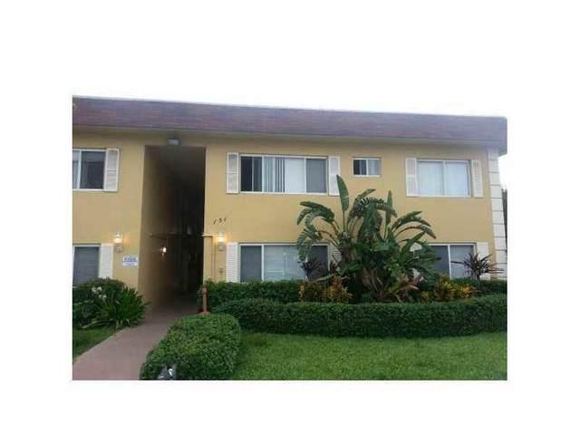 151 SE 6th Avenue #11, Pompano Beach, FL 33060 (#RX-10713963) :: Heather Towe | Keller Williams Jupiter