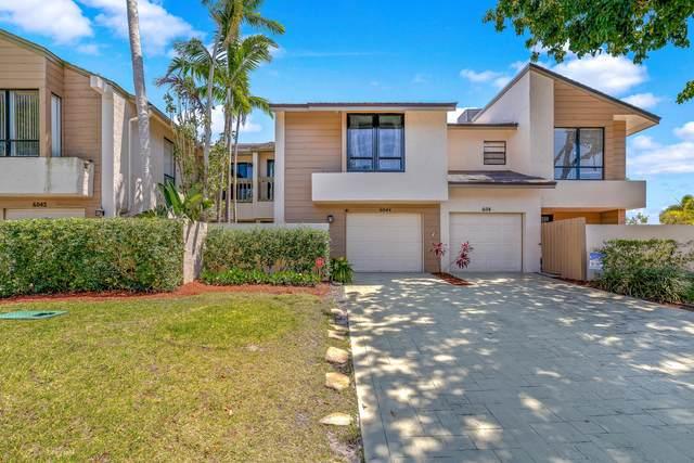 6044 Glendale Drive D5, Boca Raton, FL 33433 (MLS #RX-10713994) :: United Realty Group