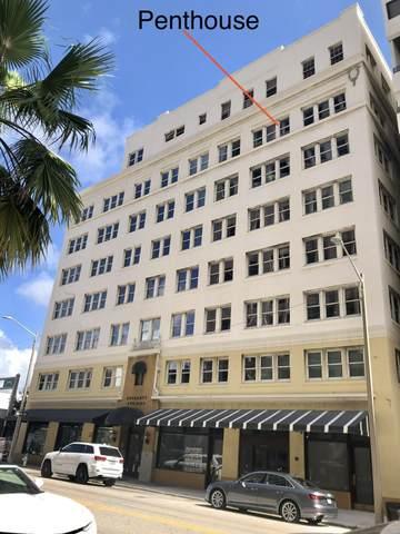 120 S Olive Avenue #703, West Palm Beach, FL 33401 (#RX-10714011) :: Posh Properties