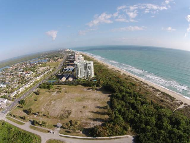 2600 N Highway A1a Highway, Hutchinson Island, FL 34949 (#RX-10714015) :: Real Treasure Coast