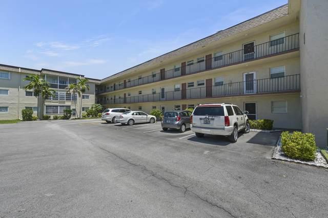 705 Lori Drive #308, Palm Springs, FL 33461 (#RX-10714036) :: Michael Kaufman Real Estate