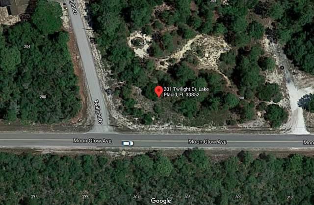201 Twilight Drive, Lake Placid, FL 33852 (#RX-10714037) :: Baron Real Estate