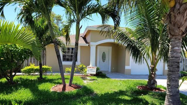 207 N E Street, Lake Worth Beach, FL 33460 (MLS #RX-10714038) :: Berkshire Hathaway HomeServices EWM Realty