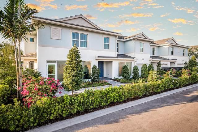 1819 Sandpiper Pointe Place, Deerfield Beach, FL 33442 (MLS #RX-10714078) :: Berkshire Hathaway HomeServices EWM Realty