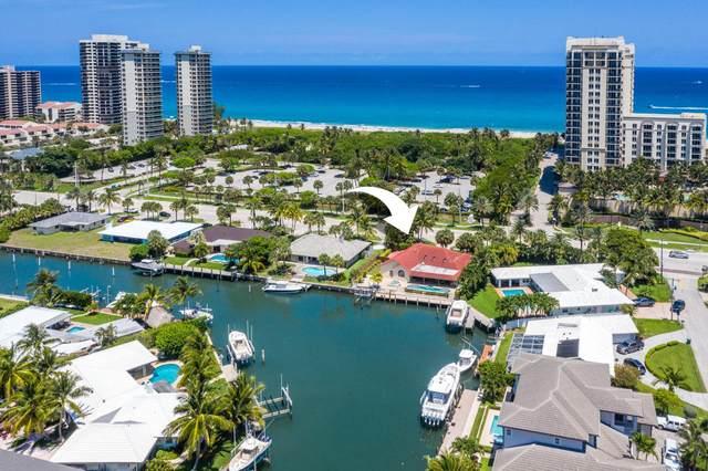3819 N Ocean Drive, Singer Island, FL 33404 (#RX-10714089) :: Heather Towe | Keller Williams Jupiter