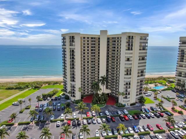 9500 S Ocean Drive #309, Jensen Beach, FL 34957 (#RX-10714100) :: Real Treasure Coast