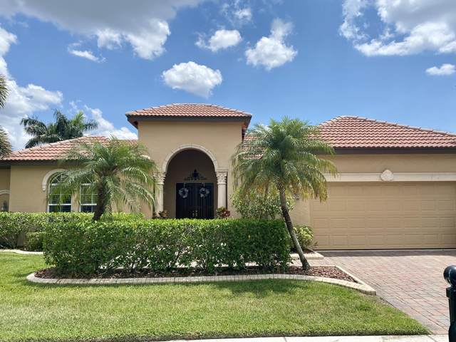 873 SW Grand Reserves Boulevard, Port Saint Lucie, FL 34986 (#RX-10714110) :: Real Treasure Coast