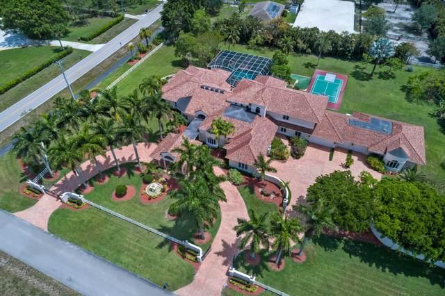 14924 Draft Horse Lane, Wellington, FL 33414 (MLS #RX-10714149) :: Castelli Real Estate Services
