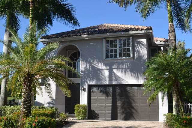 4115 NW 58th Lane, Boca Raton, FL 33496 (#RX-10714189) :: Michael Kaufman Real Estate