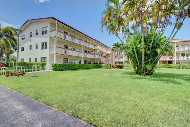 276 Brighton G, Boca Raton, FL 33434 (#RX-10714203) :: Heather Towe | Keller Williams Jupiter