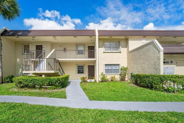 154 Lake Meryl Drive #154, West Palm Beach, FL 33411 (#RX-10714220) :: DO Homes Group