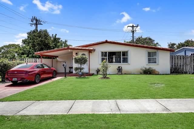 5601 NE 9 Avenue, Oakland Park, FL 33334 (#RX-10714225) :: Michael Kaufman Real Estate
