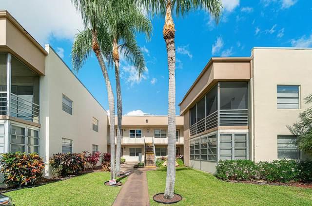 492 Burgundy K #492, Delray Beach, FL 33484 (#RX-10714234) :: Baron Real Estate