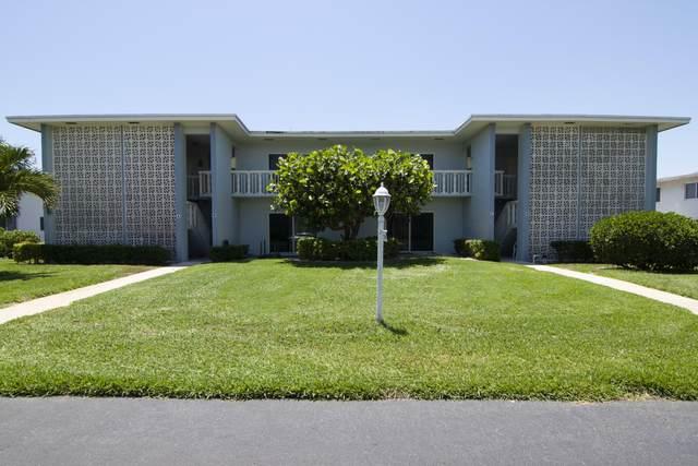 110 South Boulevard 2B, Boynton Beach, FL 33435 (#RX-10714236) :: Baron Real Estate