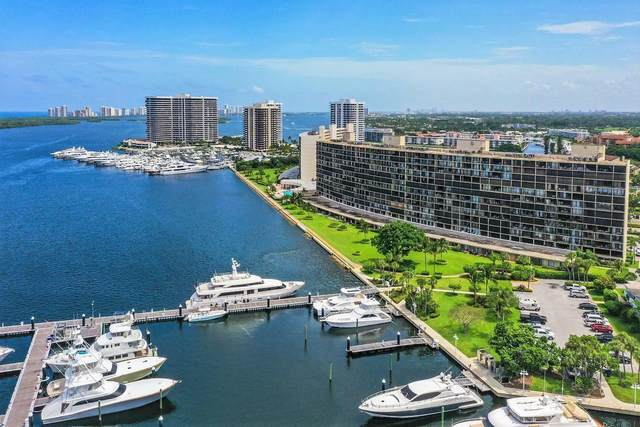 136 Lakeshore Drive #410, North Palm Beach, FL 33408 (MLS #RX-10714239) :: United Realty Group