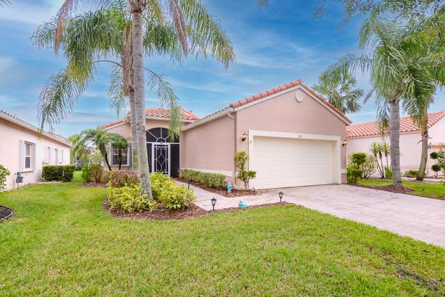 331 NW Breezy Point Loop, Port Saint Lucie, FL 34986 (#RX-10714246) :: Real Treasure Coast
