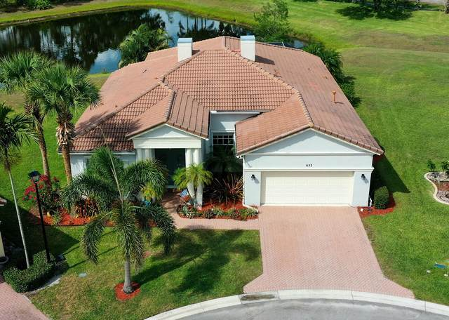 653 SW Long Key Court, Port Saint Lucie, FL 34986 (#RX-10714273) :: Real Treasure Coast