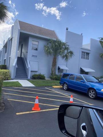 2800 SW 22nd 1090 Avenue #109, Delray Beach, FL 33445 (#RX-10714289) :: DO Homes Group