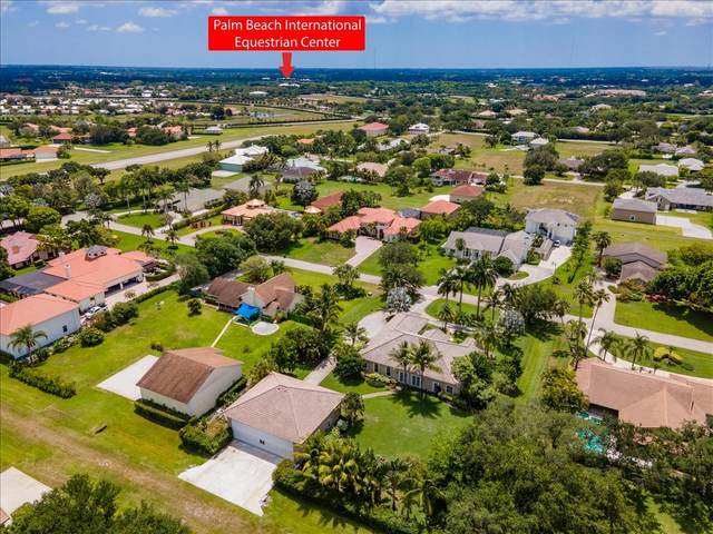 15755 Lindbergh Lane, Wellington, FL 33414 (MLS #RX-10714290) :: Castelli Real Estate Services
