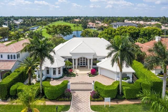 7040 Lions Head Lane, Boca Raton, FL 33496 (#RX-10714292) :: Michael Kaufman Real Estate