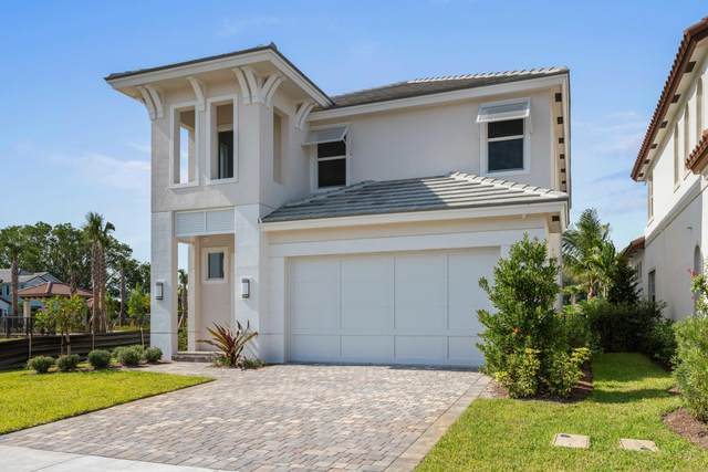 150 Bonnette Hunt Club Lane, Palm Beach Gardens, FL 33418 (#RX-10714300) :: Baron Real Estate
