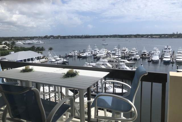 108 Lakeshore Drive #839, North Palm Beach, FL 33408 (MLS #RX-10714310) :: United Realty Group