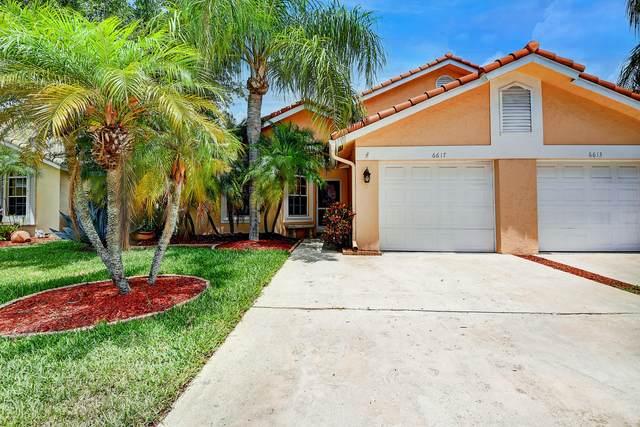 6617 Marissa Circle, Lake Worth, FL 33467 (#RX-10714352) :: Baron Real Estate