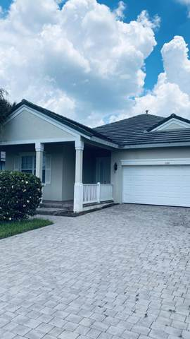 160 NW Pleasant Grove Way, Port Saint Lucie, FL 34986 (#RX-10714362) :: Real Treasure Coast