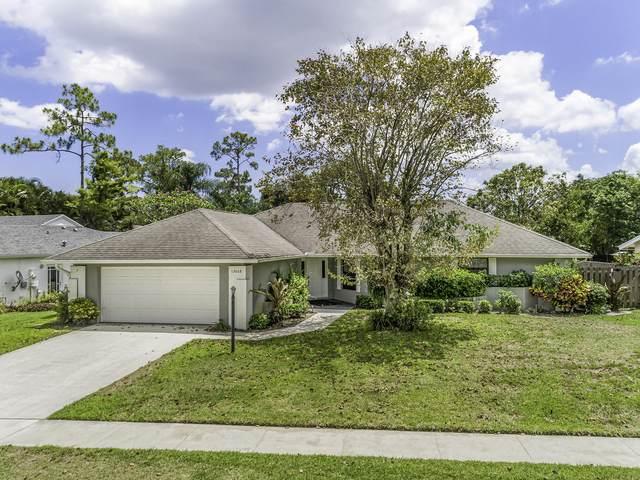 13868 Barberry Drive, Wellington, FL 33414 (#RX-10714366) :: Baron Real Estate