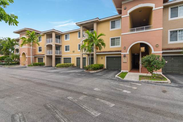 6521 Emerald Dunes Drive #105, West Palm Beach, FL 33411 (#RX-10714374) :: Posh Properties