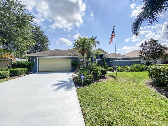 317 SW Panther Trace, Port Saint Lucie, FL 34953 (#RX-10714393) :: Real Treasure Coast
