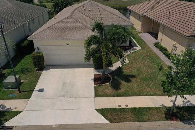 310 SW Torreya River Trace, Port Saint Lucie, FL 34986 (#RX-10714394) :: Real Treasure Coast