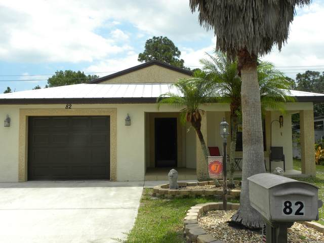 82 Mediterranean Boulevard E, Port Saint Lucie, FL 34952 (#RX-10714410) :: Real Treasure Coast