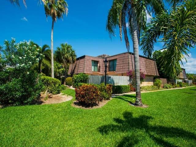 400 E Waverly Place #2, Vero Beach, FL 32960 (MLS #RX-10714419) :: Berkshire Hathaway HomeServices EWM Realty