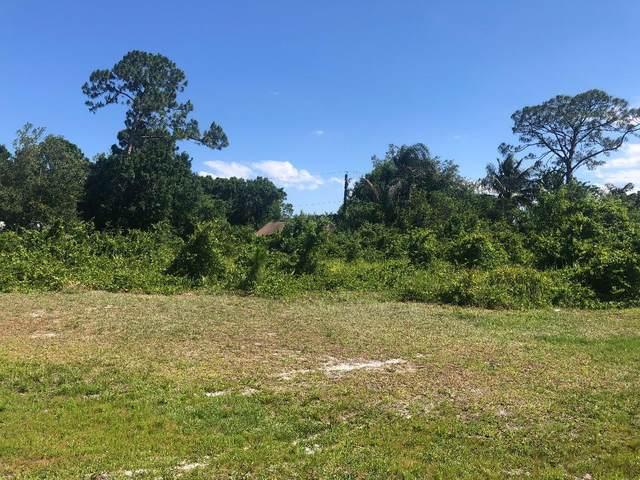 6705 Bayard Road, Fort Pierce, FL 34951 (#RX-10714430) :: Real Treasure Coast