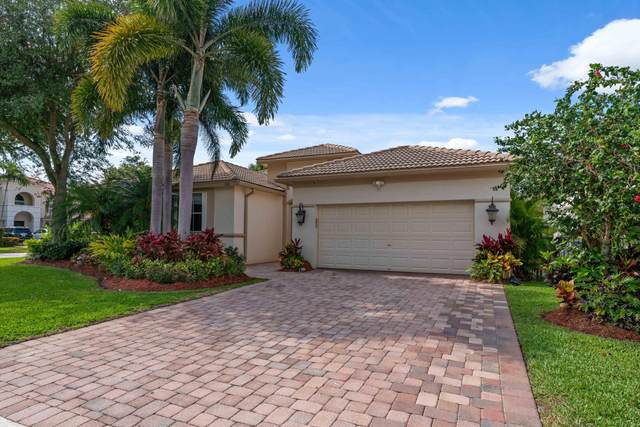 102 San Vincente Place, Palm Beach Gardens, FL 33418 (#RX-10714432) :: Baron Real Estate