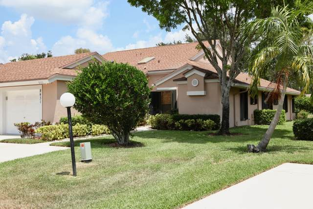 8431 Springlake Drive, Boca Raton, FL 33496 (MLS #RX-10714434) :: United Realty Group