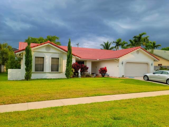 22419 Martella Avenue, Boca Raton, FL 33433 (MLS #RX-10714451) :: United Realty Group