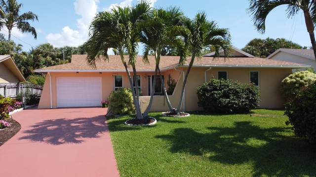 2043 N Waterway Drive, North Palm Beach, FL 33408 (MLS #RX-10714459) :: United Realty Group