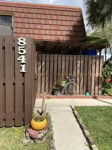 8541 Boca Rio Drive, Boca Raton, FL 33433 (MLS #RX-10714461) :: United Realty Group