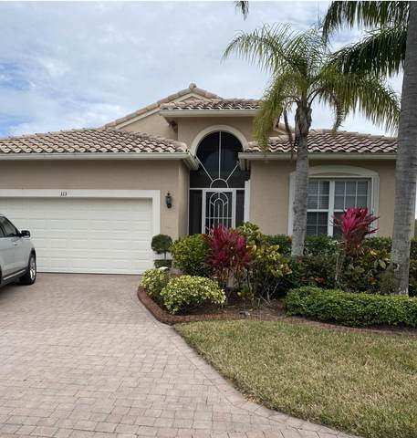 313 NW Seacrest Court, Port Saint Lucie, FL 34986 (#RX-10714463) :: Real Treasure Coast