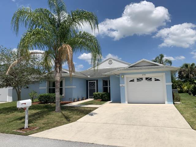 6736 Alemendra Street, Fort Pierce, FL 34951 (#RX-10714472) :: Real Treasure Coast