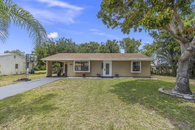 1818 SE Vesthaven Court, Port Saint Lucie, FL 34952 (#RX-10714483) :: Real Treasure Coast