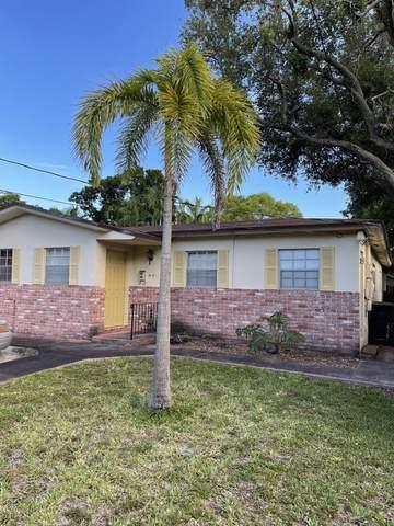 31 SW 8th Street 1-2, Hallandale Beach, FL 33009 (#RX-10714499) :: Dalton Wade